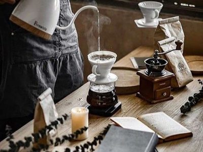 V60 - biểu tượng của làn sóng cà phê Specialty