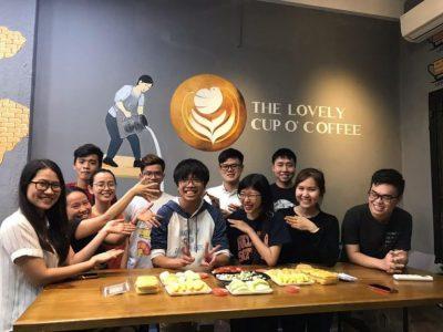 Cảm nhận của học viên về The Lovely Cup O' Coffee