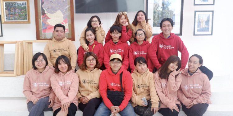 Những học viên siêu lầy của The Lovely Cup
