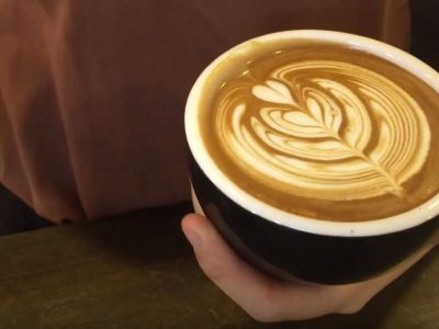 Clip Tham Dự Latte Artist Championship 2017